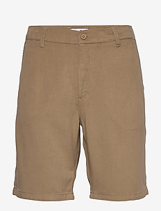 Crown Shorts 1363 - chinot - khaki