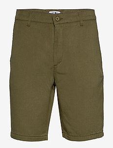 Crown Shorts 1363 - chinos shorts - olive