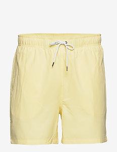 Jules Shorts 1392 - szorty kąpielowe - yellow