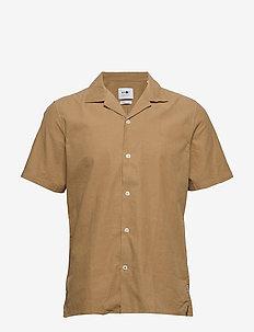 Miyagi Short 5082 - basic skjortor - clay