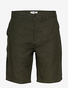 Crown Shorts 1196 - short chino - dark army