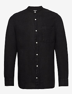 Justin Shirt 5706 - podstawowe koszulki - black