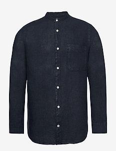 Justin Shirt 5706 - chemises basiques - navy blue