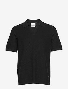 Ryan Polo 6390 - kortærmede - black