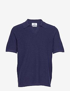 Ryan Polo 6390 - polos à manches courtes - navy blue