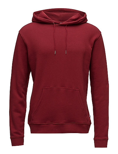 Barrow Hoodie 3334 - DEEP RED