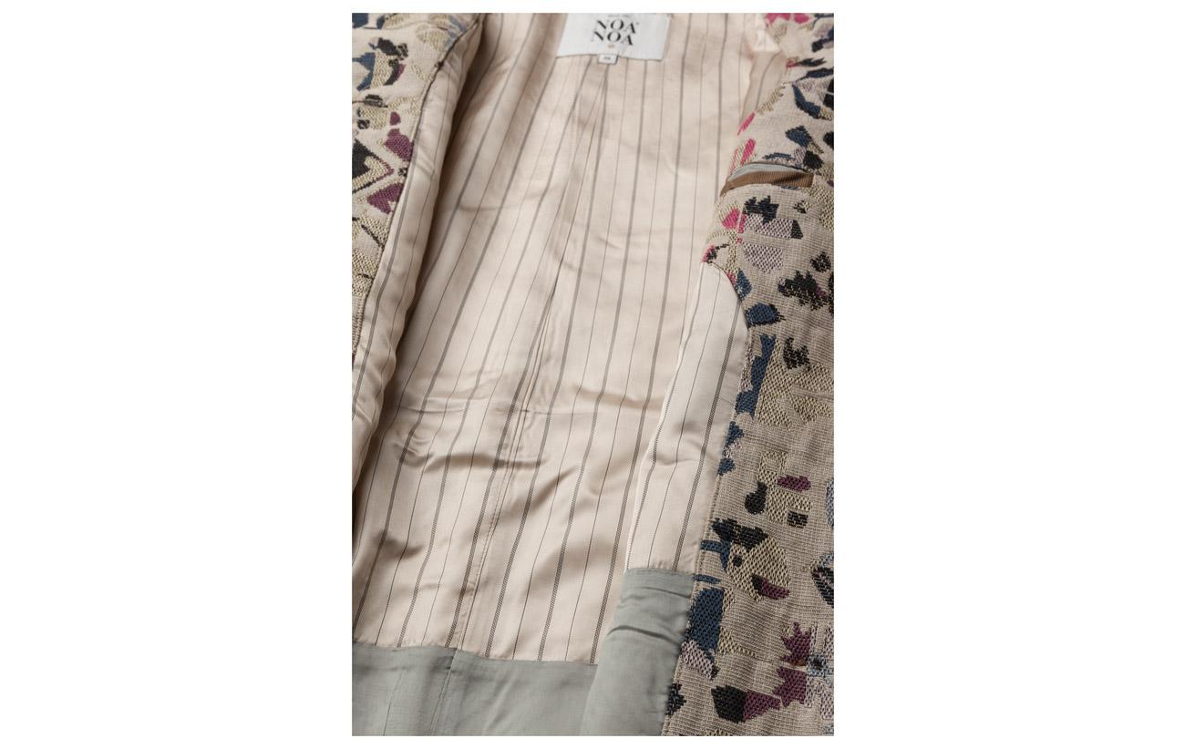 Noa Coton Polyester 72 Multicolour 28 Outerwear Light r8FRwrI