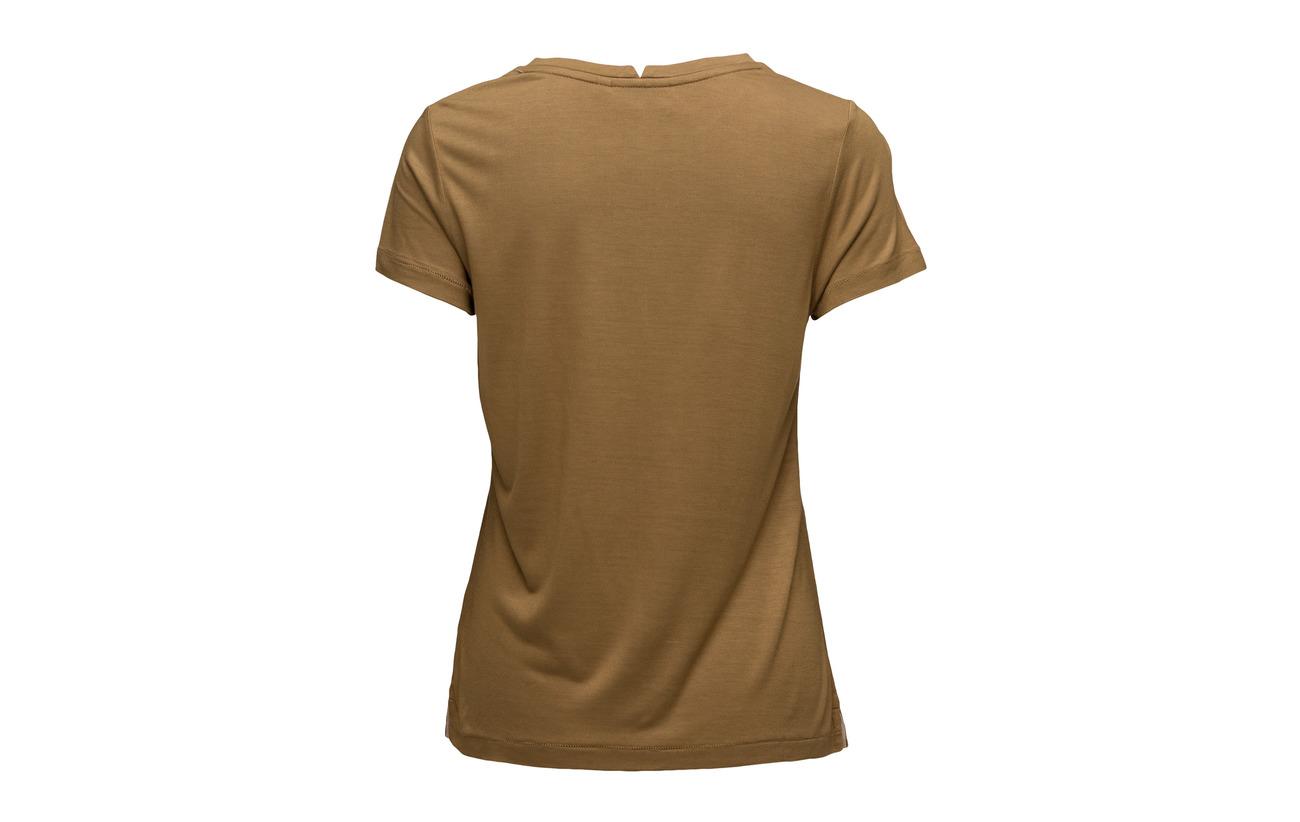 shirt T Gold 100 Noa Dull Viscose vqUw5f5