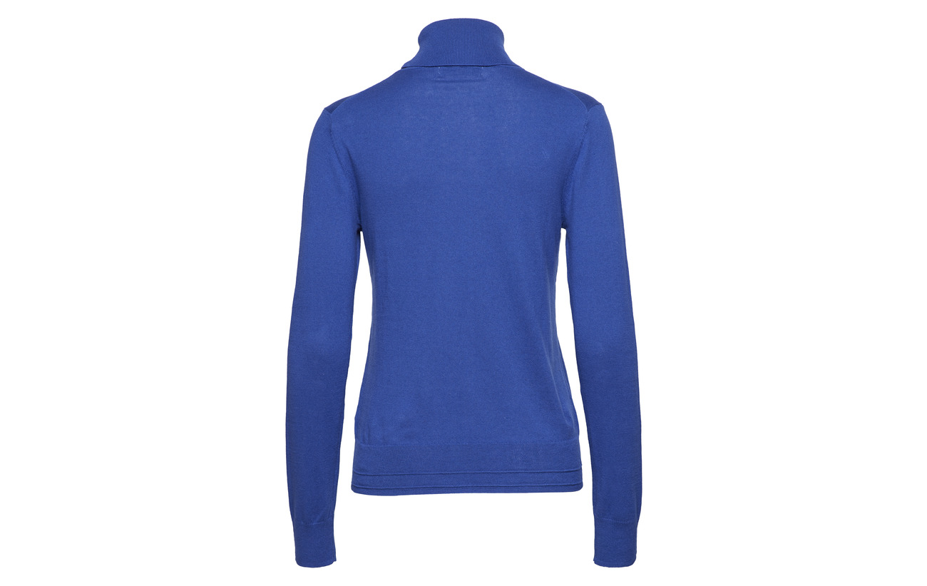 Coton Mazarine Noa 100 Blue Pullover IT00xU