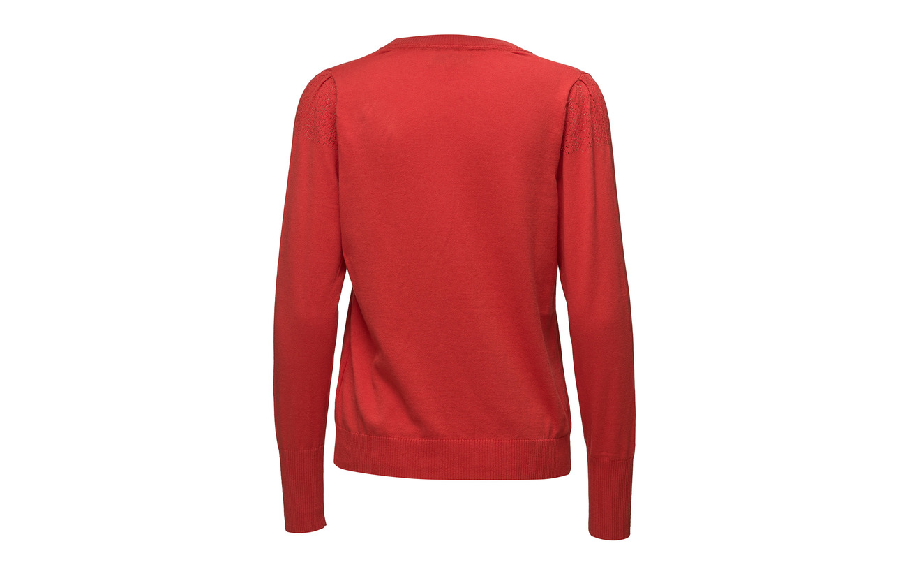 Noa 100 Poppy Valiant Pullover Coton aOzqagrxw