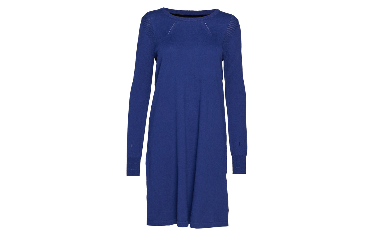 Long 90 Cachemire Dress Noa Coton 10 Blueprint Sleeve ax15fwvq