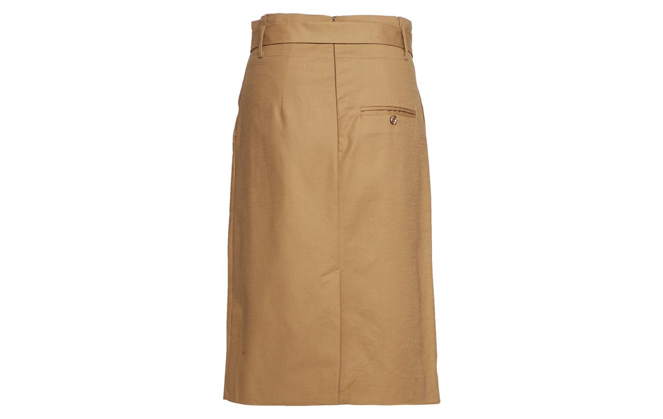 Coconut Skirt Elastane Toasted Coton 97 Noa 3 zExZwvqq