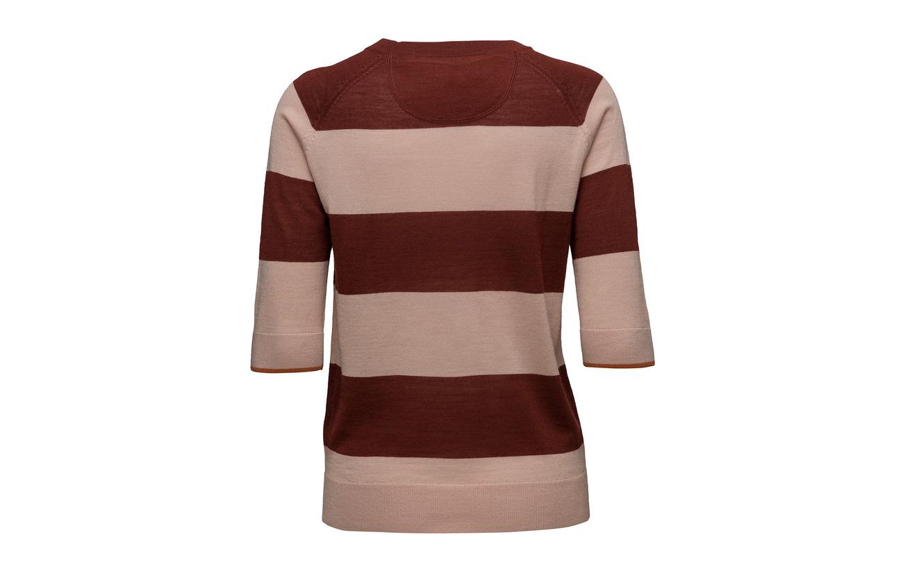30 Red 70 Pullover Art Mérino Laine Noa Extrafine qC0ZH0w