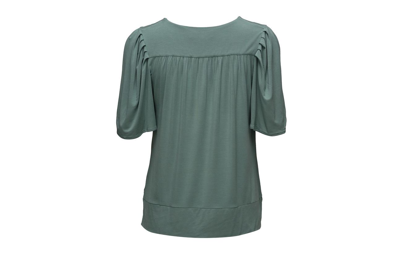 Rose 5 Dust Elastane Noa T shirt 95 Viscose zqt1EB