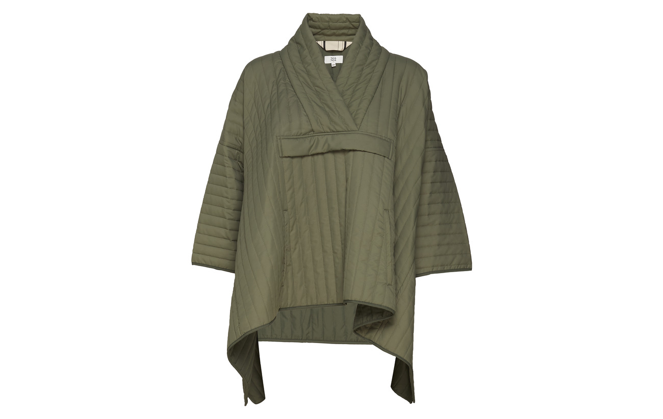 100 Polyester Noa Army Green Heavy Outerwear wBf6gq7I