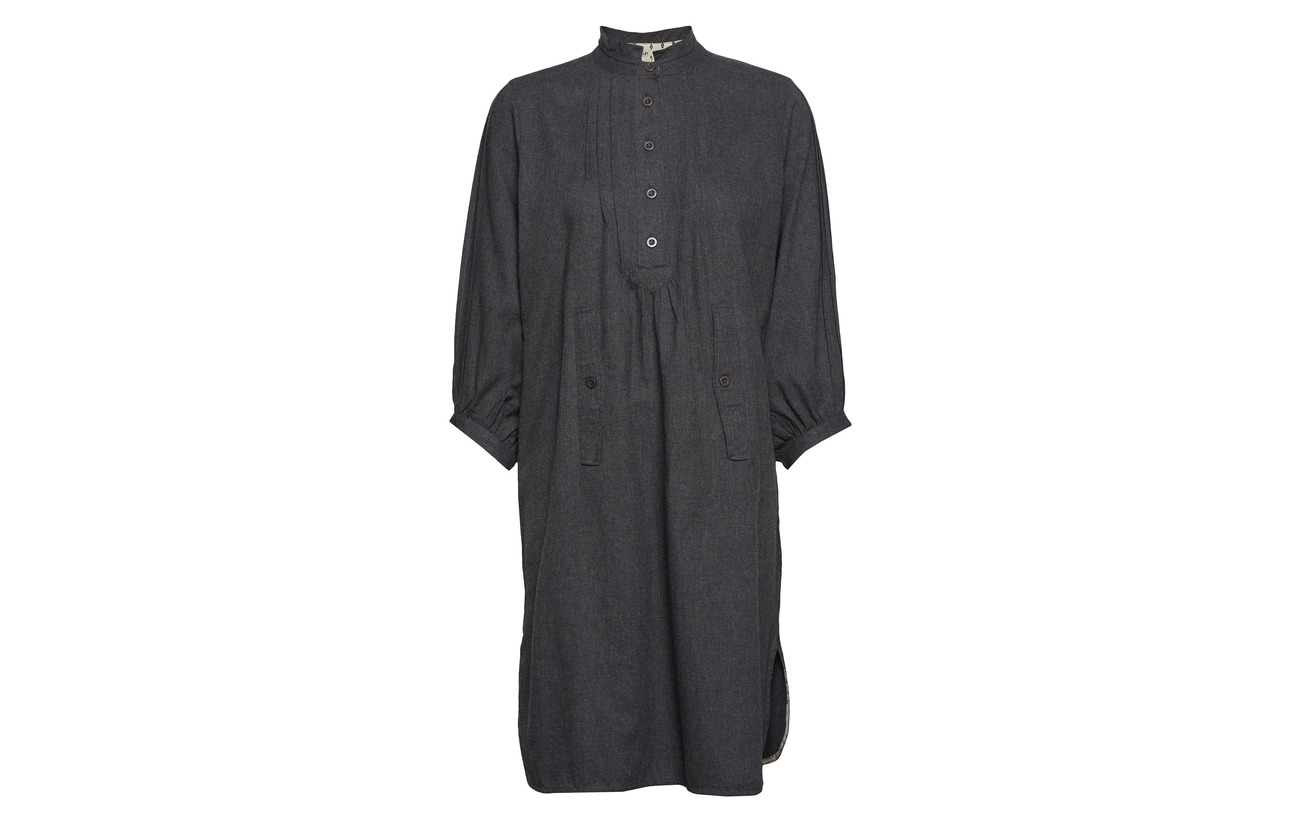 Tunic 100 Noa Grey Coton Dark Melange Uw6Hqd6