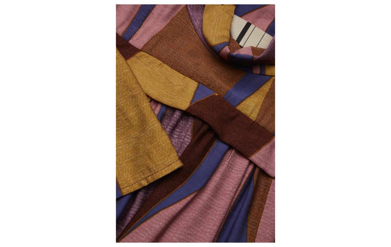 Art Viscose 11 Polyamide Multicolour Blouse Noa 89 pWHxqPHv