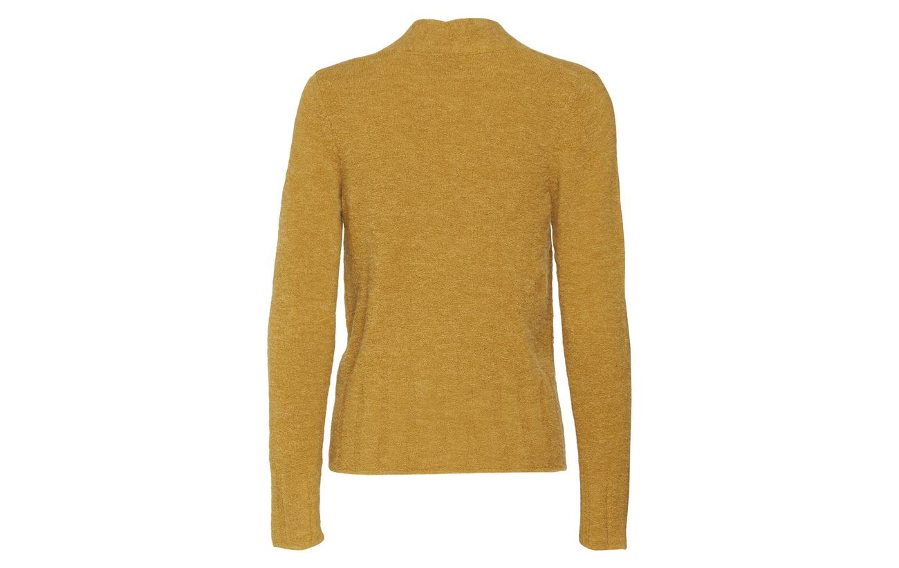 Gold Noa 14 2 Polyamide Elastane Alpaga Cardigan Mustard Laine 42 qqBr6wFE