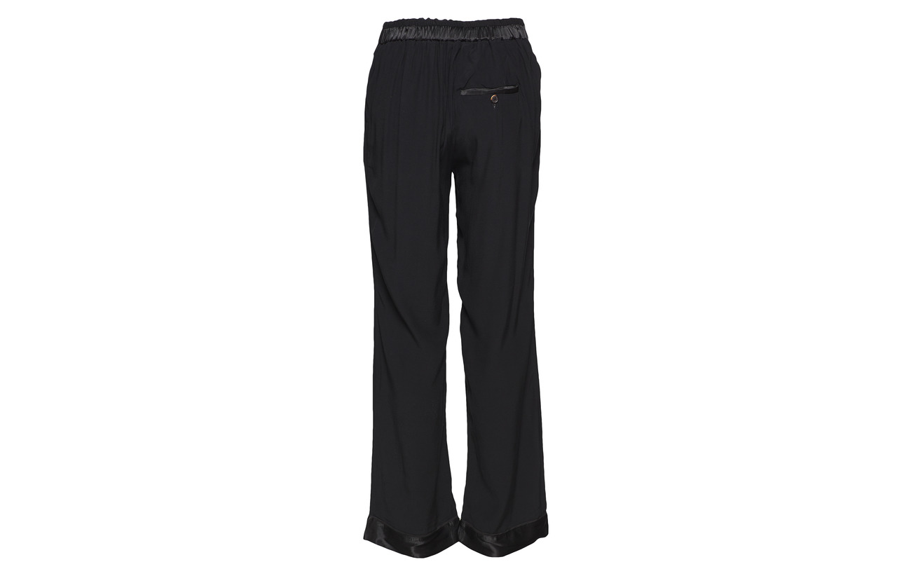 Trousers Noa Viscose Trousers 100 Noa Black Black 100 6Rwqxrd6
