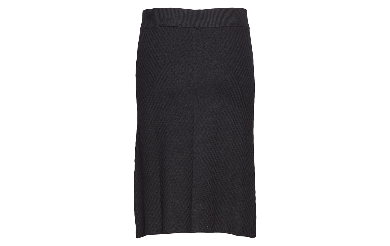 80 Polyamide Noa Skirt 20 Viscose Black qURS6vE