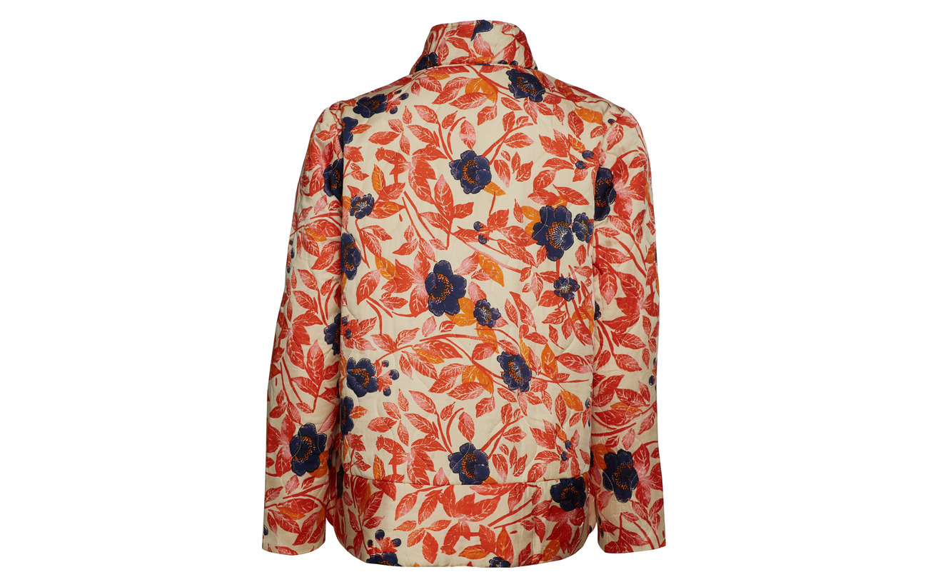Noa 100 Multicolour Viscose Print Jacket wx8HqB4