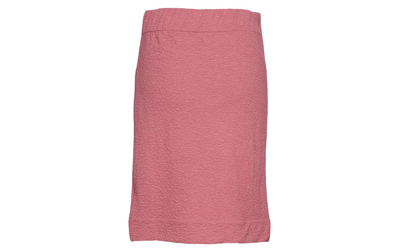 Polyester 3 Viscose Mesa Elastane Rose 45 Noa Skirt 52 Hw0InqOxv1