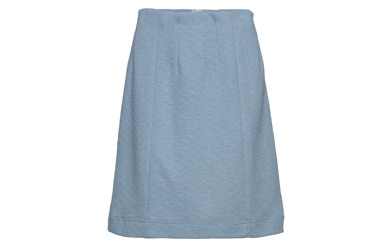 Modale Cottton 24 37 Skirt Noa Polyamide Bluestone fIaqAfU7