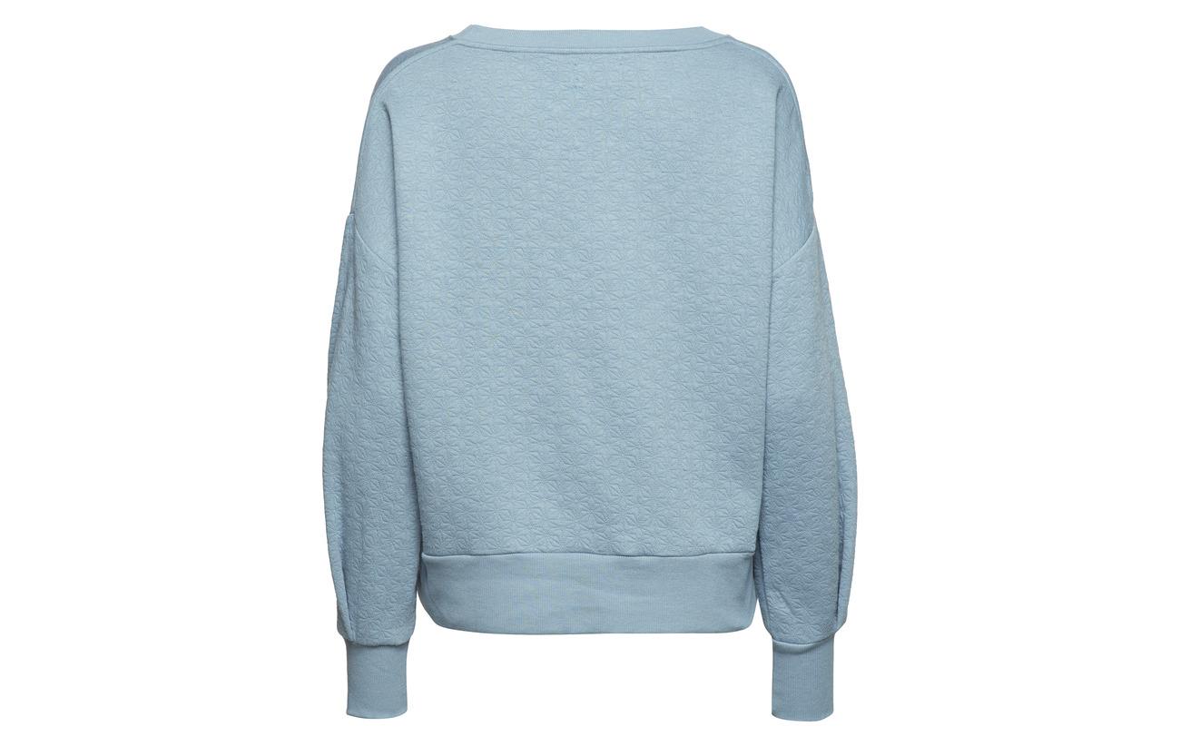 Cottton 24 Noa Polyamide Modale 37 Pullover Bluestone twtHqFfS