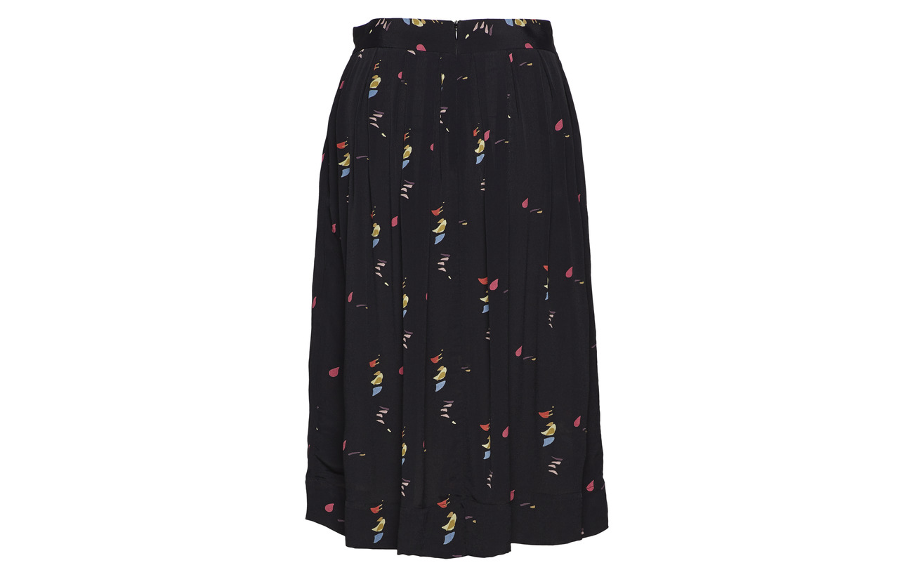 Black Print Noa 100 Skirt Viscose 7aCzwzq