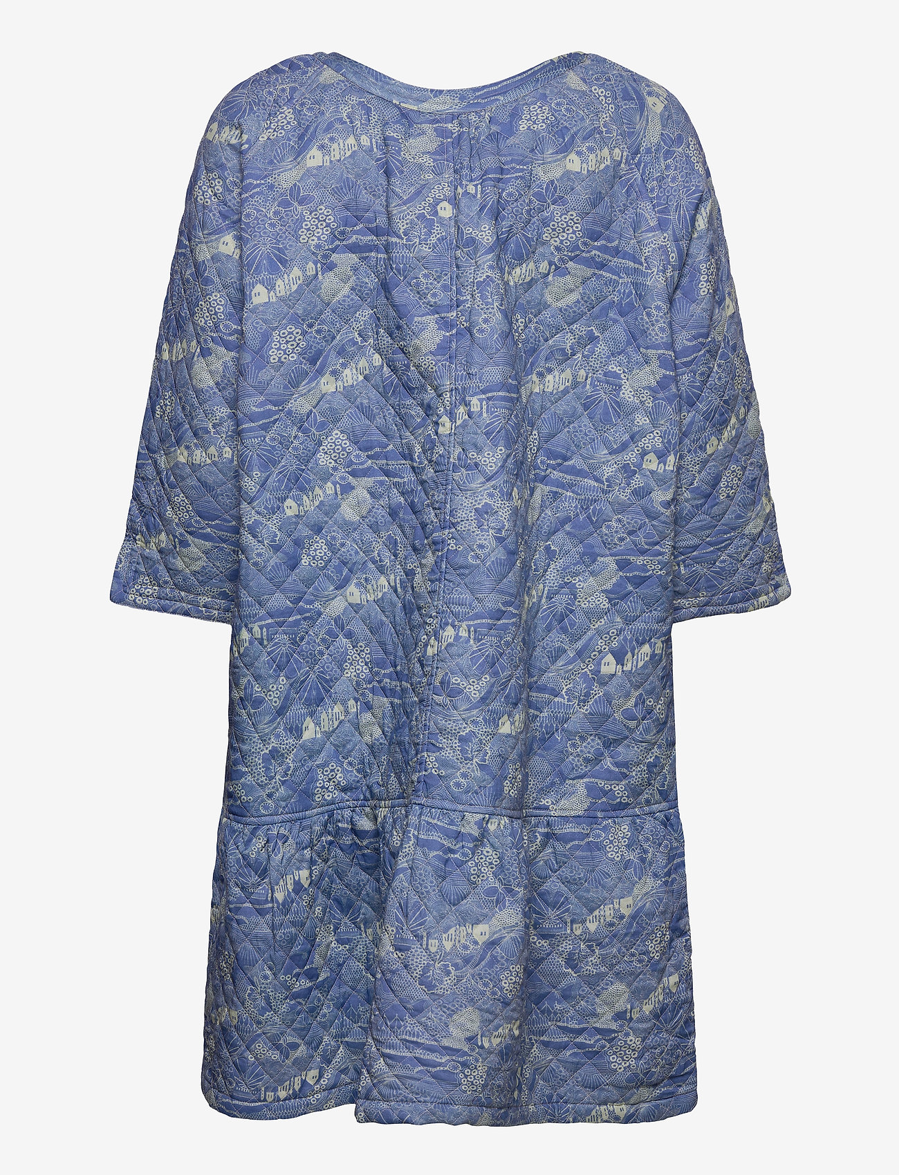 Noa Noa - Light outerwear - dunne jassen - print blue - 1