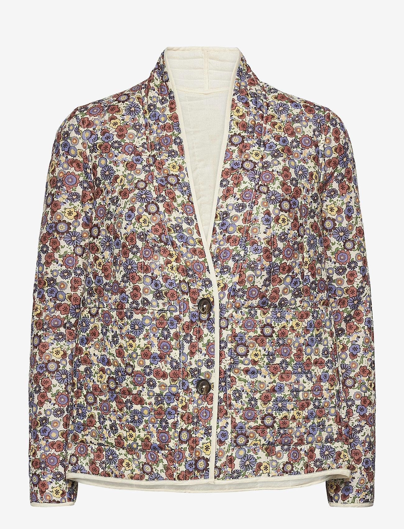 Noa Noa - Jacket - lichte jassen - print multicolour - 0