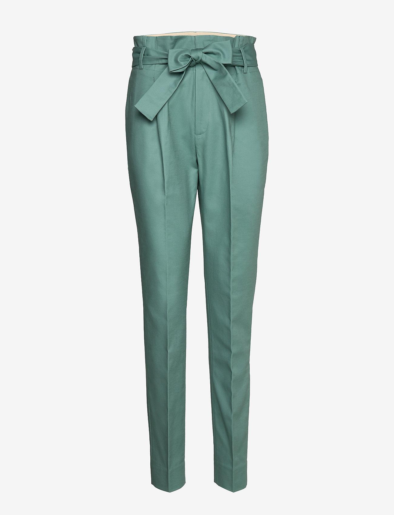 Noa Noa - Trousers - broeken med straight ben - arctic - 0