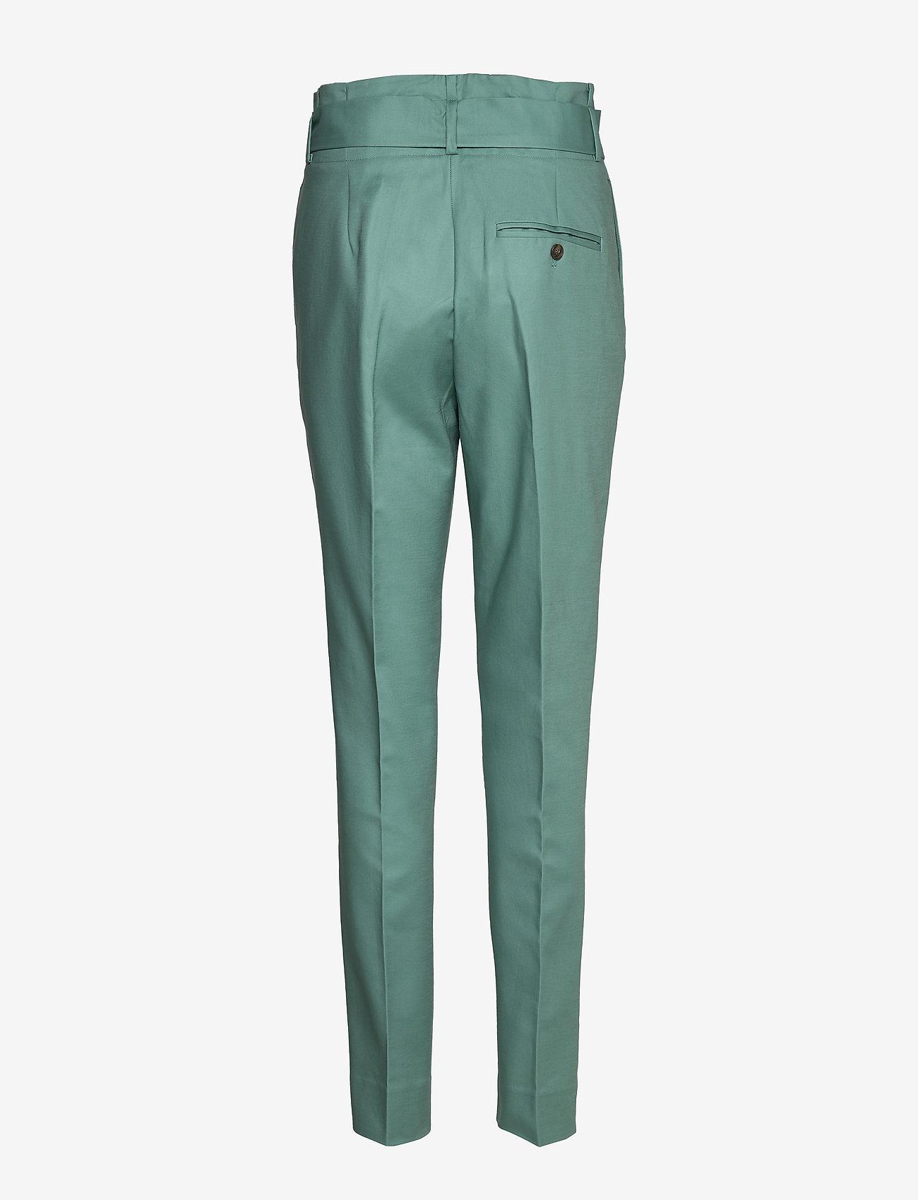 Noa Noa - Trousers - broeken med straight ben - arctic - 1
