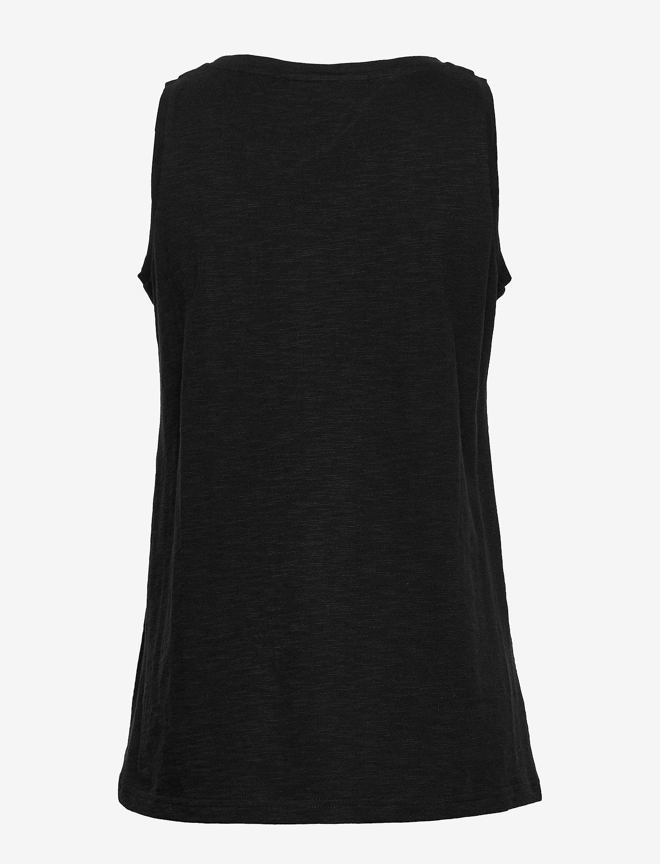 Noa Noa Top - T-shirty i zopy BLACK - Kobiety Odzież.