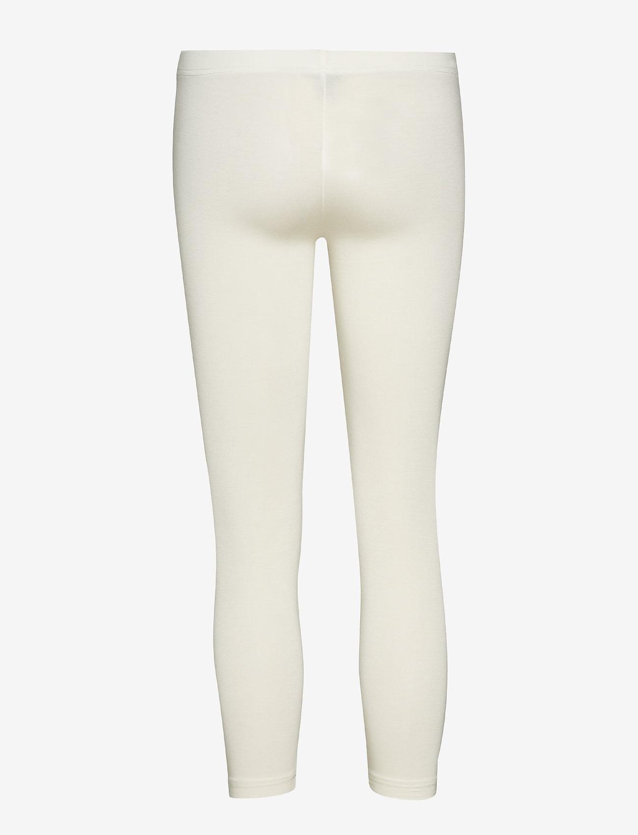 Noa Noa - Leggings - leggings - cloud dancer - 1