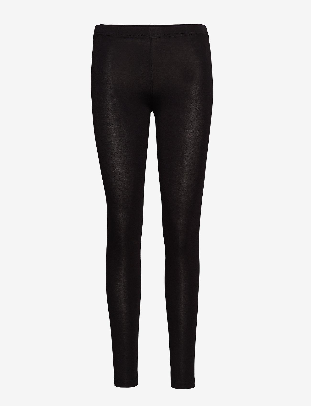 Noa Noa - Leggings - leggings - black - 0