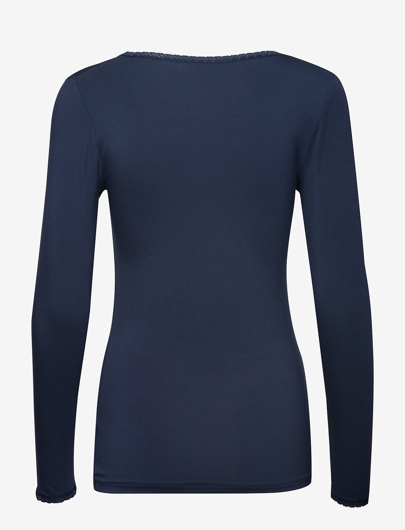 Noa Noa - T-shirt - tops met lange mouwen - dress blues - 1
