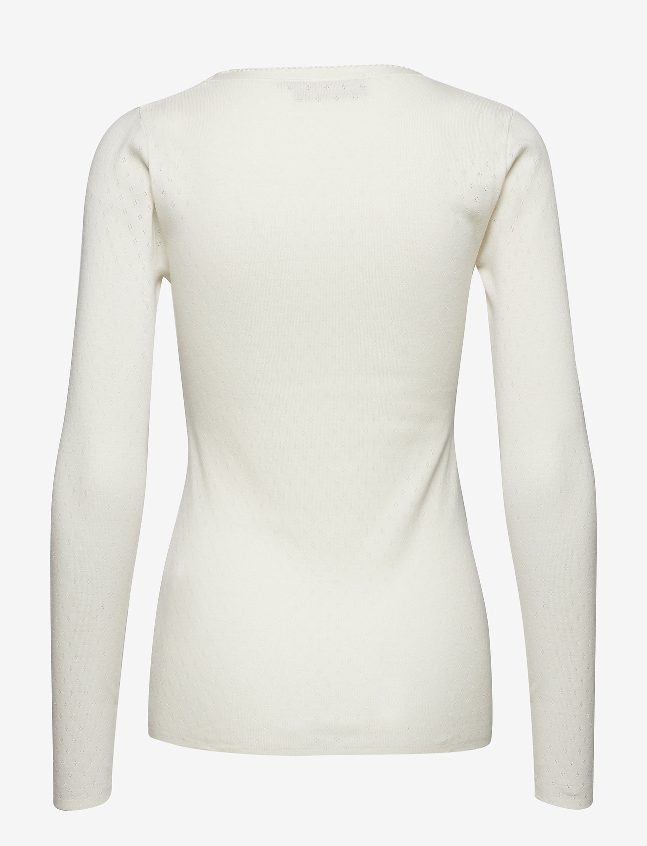 Noa Noa - T-shirt - tops met lange mouwen - cloud dancer - 1