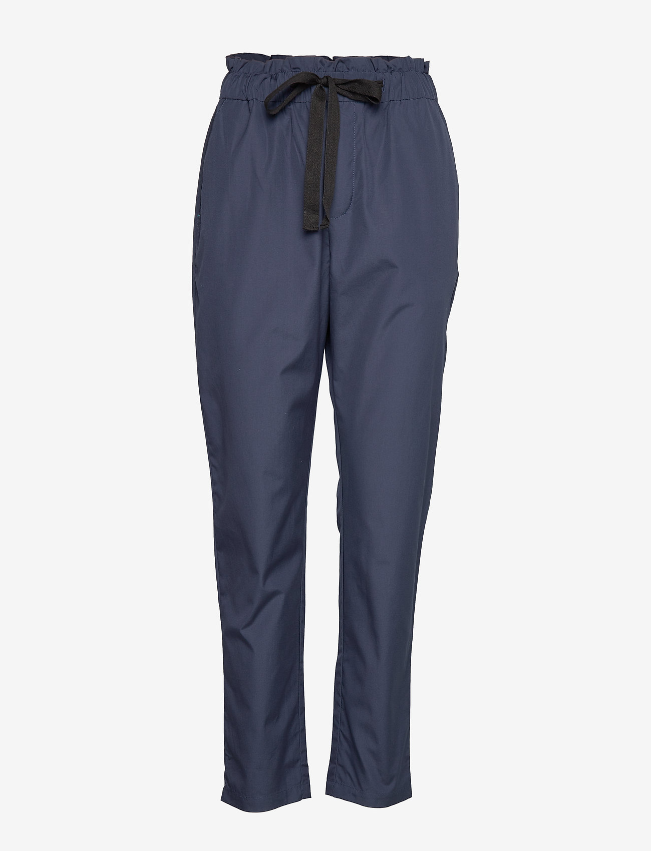 Noa Noa - Trousers - casual broeken - dress blues - 0