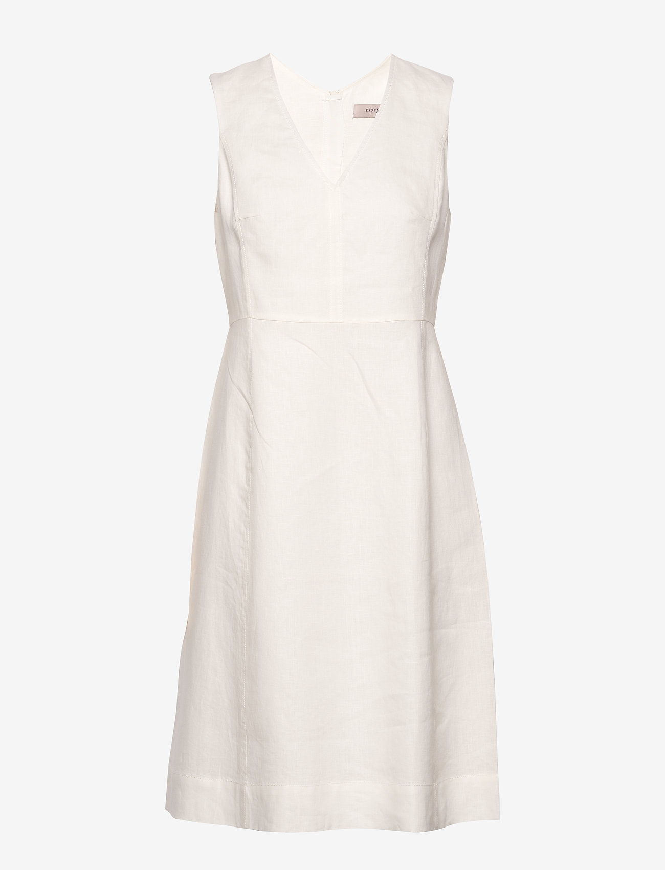 Noa Noa - Dress sleeveless - midi jurken - tofu - 0