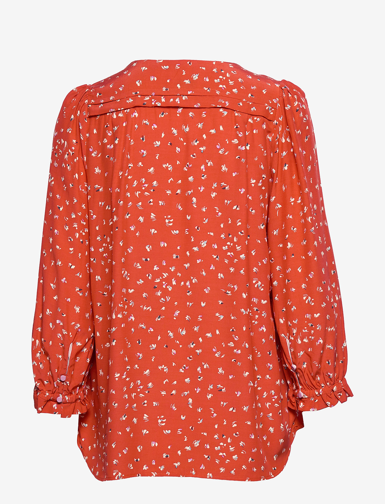 Noa Noa - Blouse - blouses med lange mouwen - print red - 1