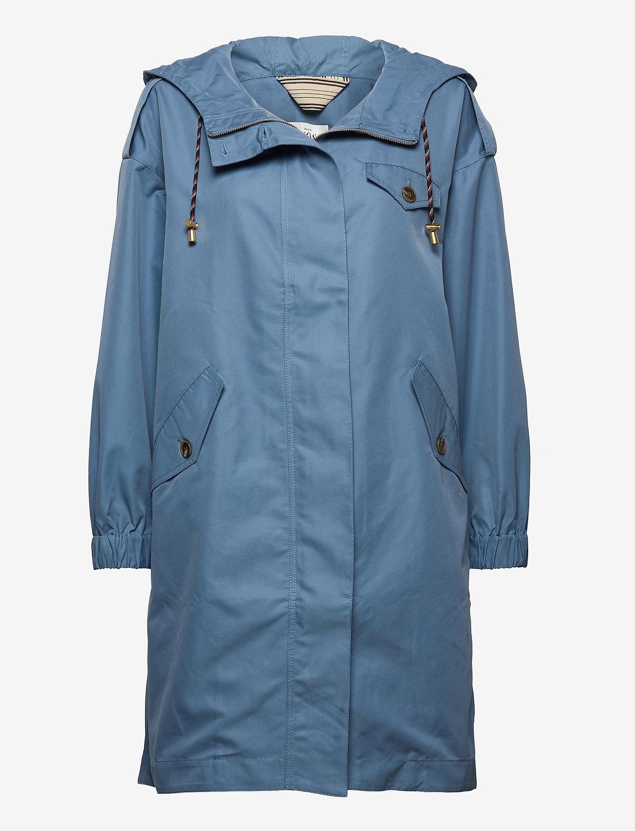 Noa Noa - Light outerwear - parkas - quiet harbor - 0