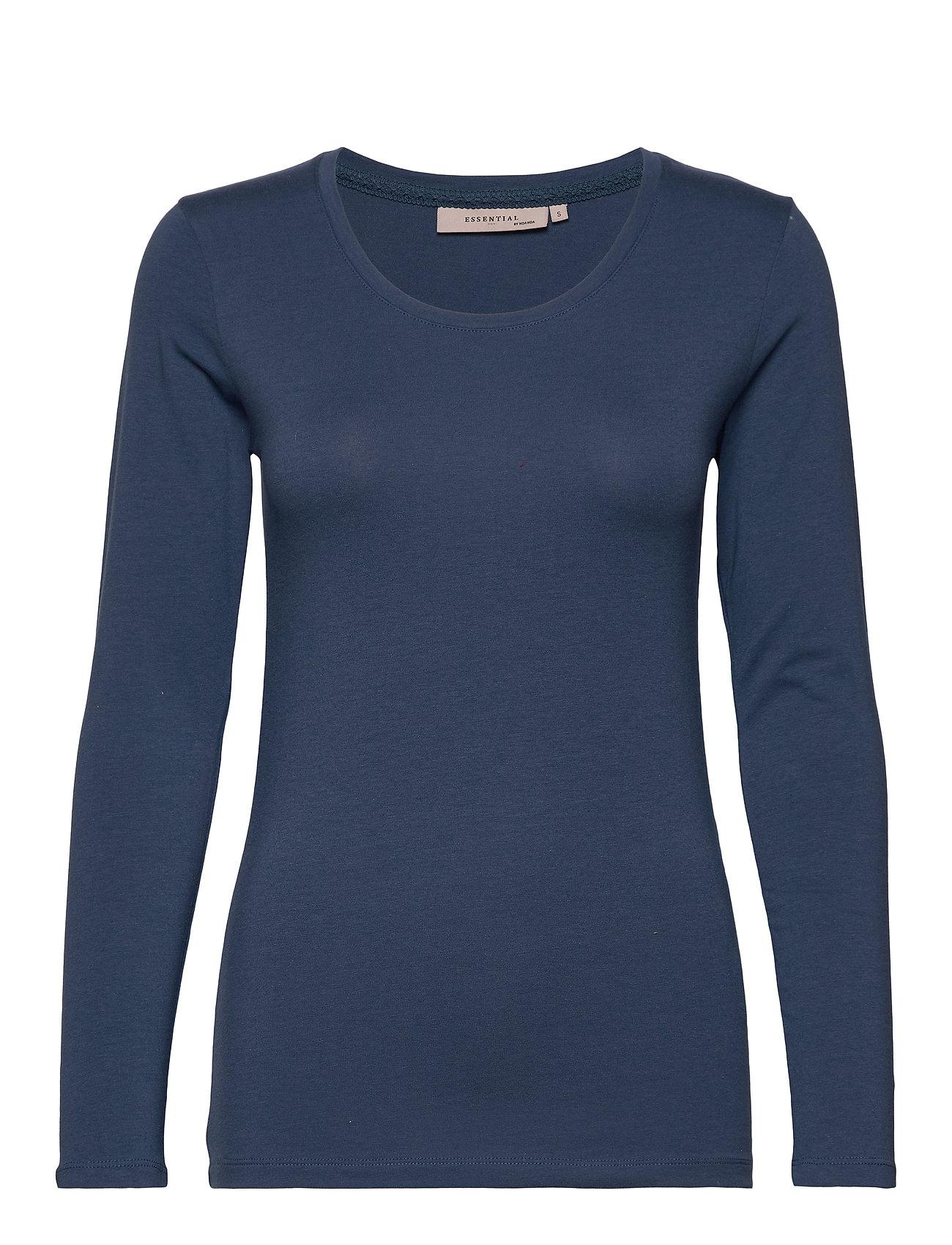 Noa Noa T-shirt - ENSIGN BLUE