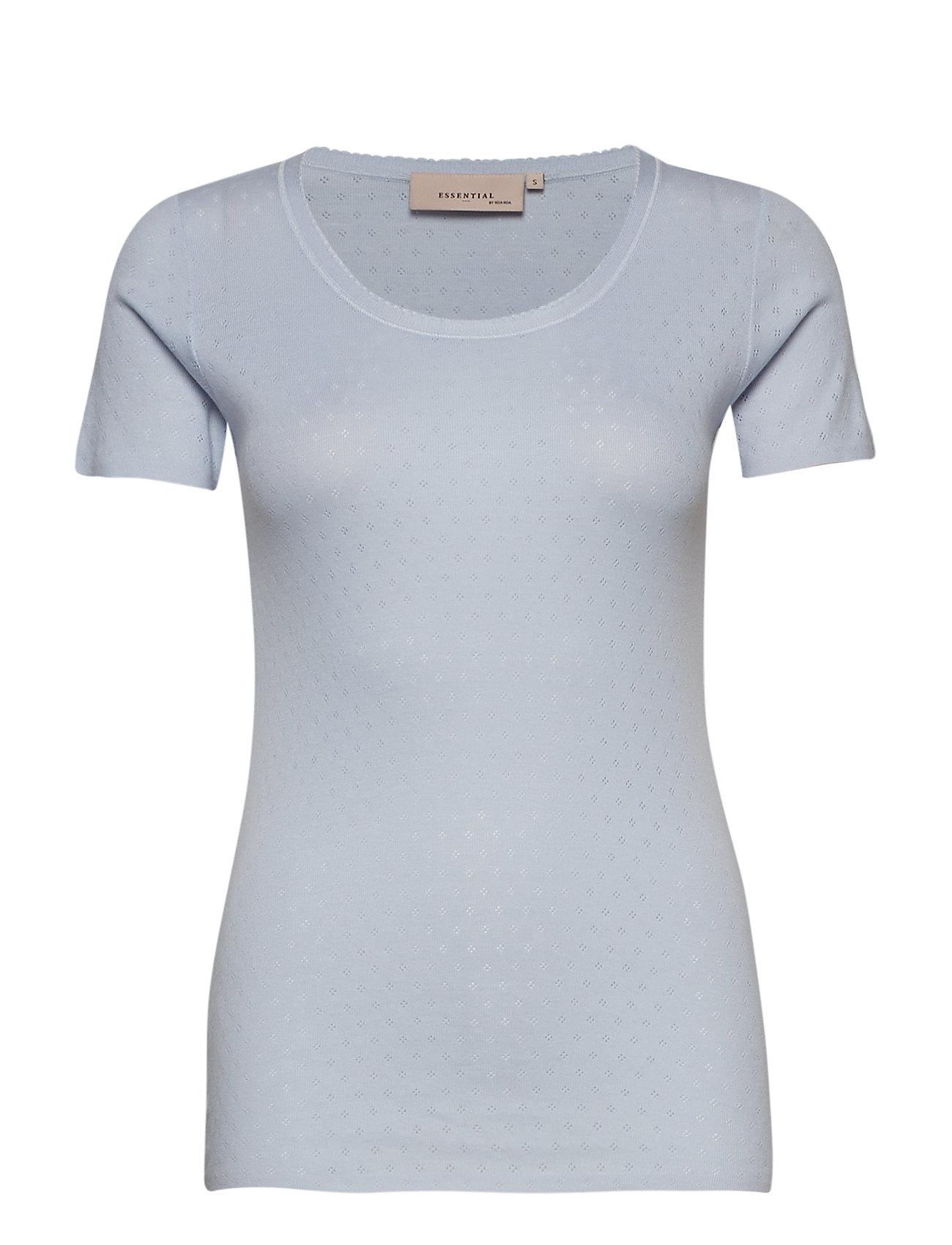 Noa Noa T-shirt - ZEN BLUE