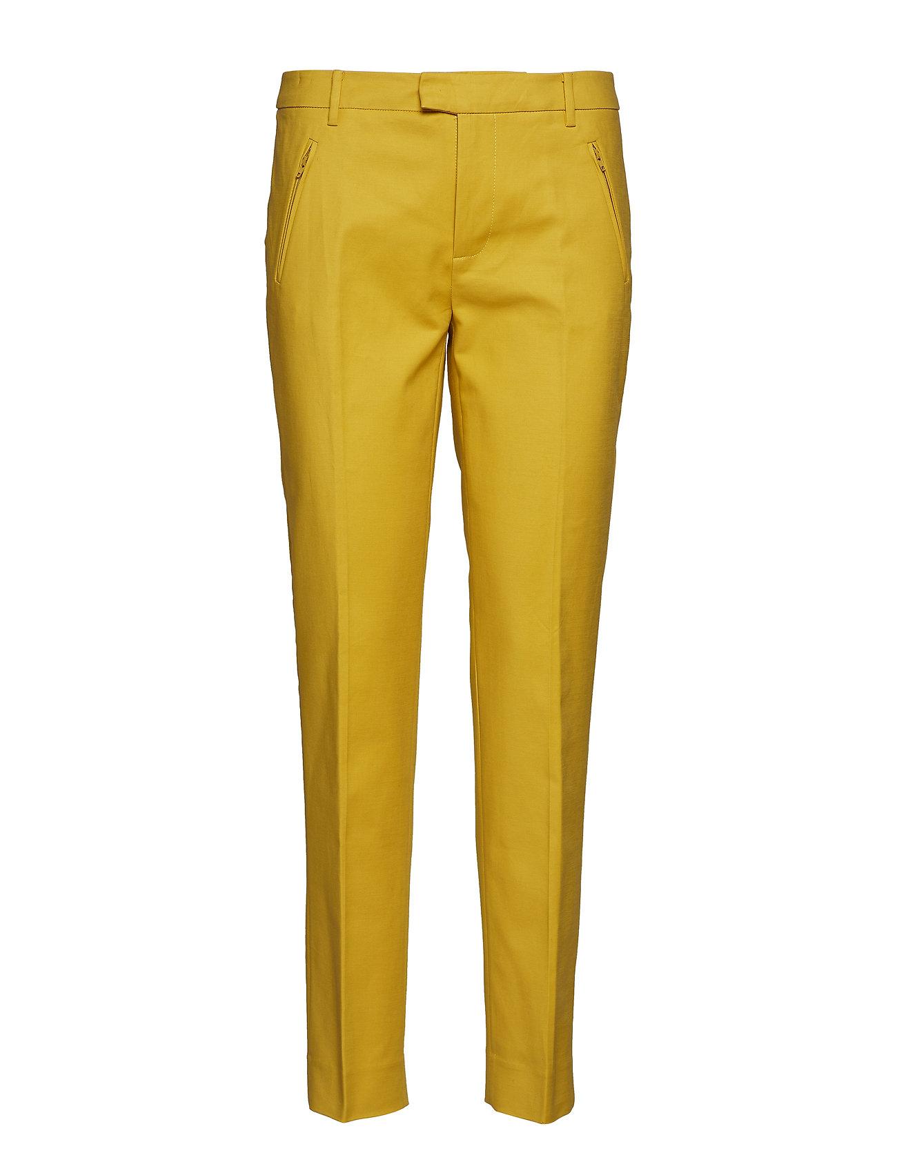 Image of Trousers Bukser Med Lige Ben Gul Noa Noa (3122437511)