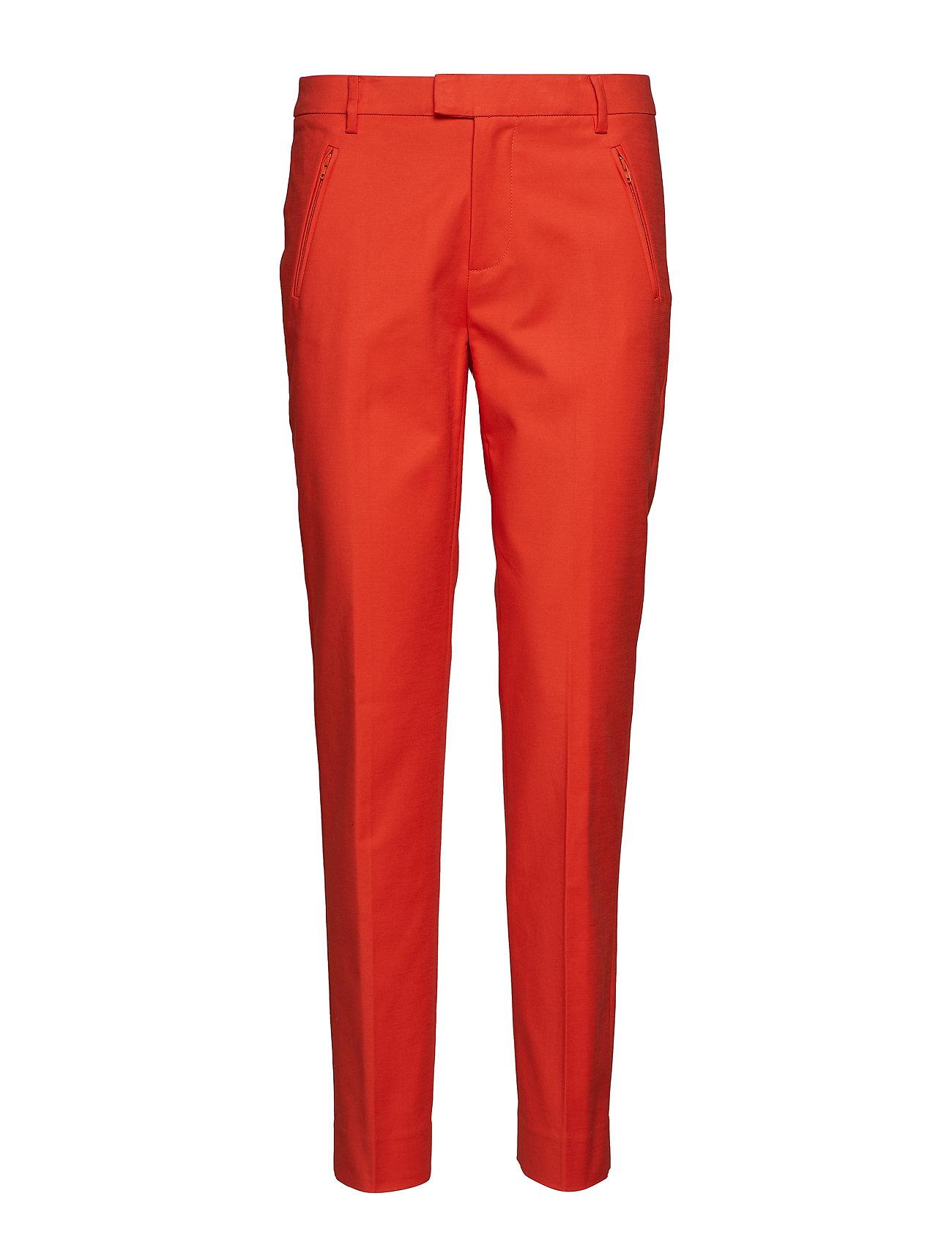 Image of Trousers Bukser Med Lige Ben Rød NOA NOA (3122437507)