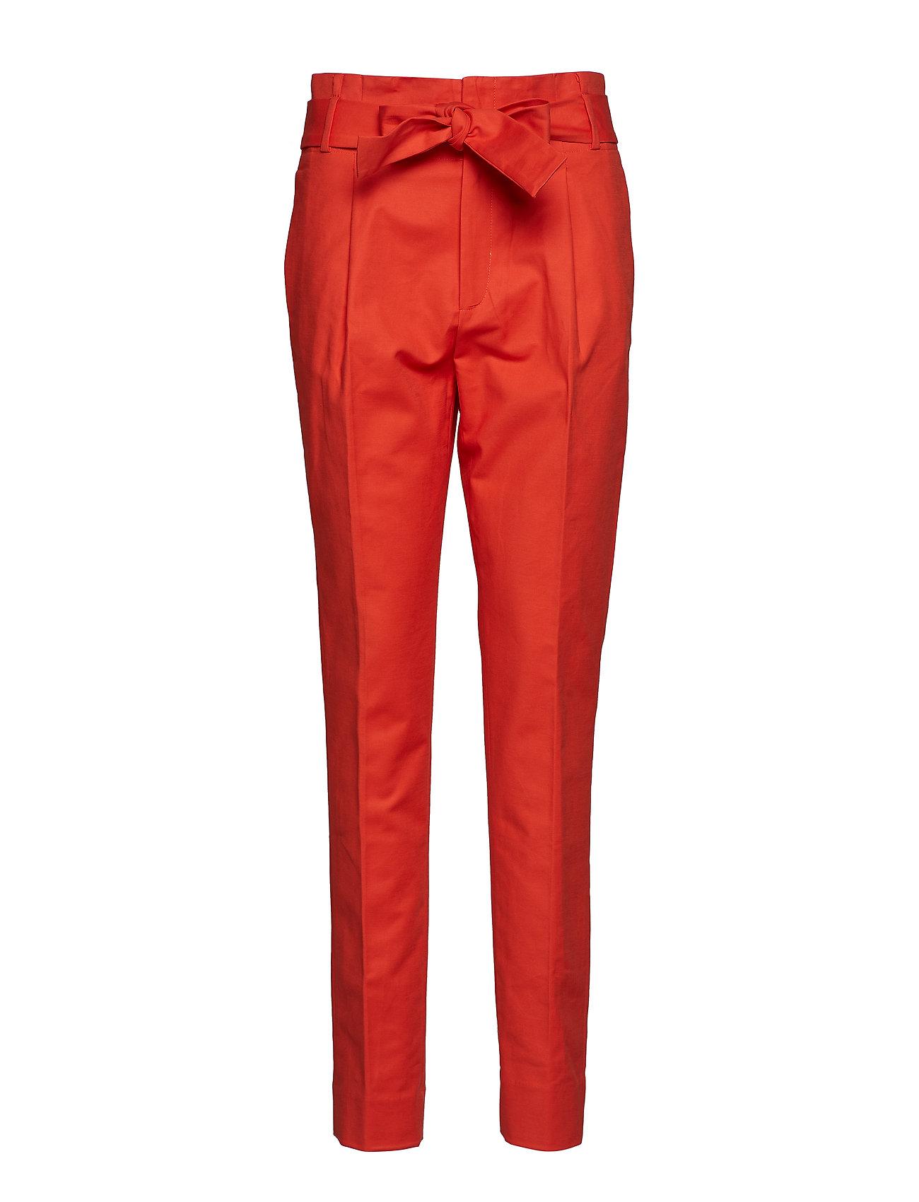 Image of Trousers Bukser Med Lige Ben Rød NOA NOA (3122437521)