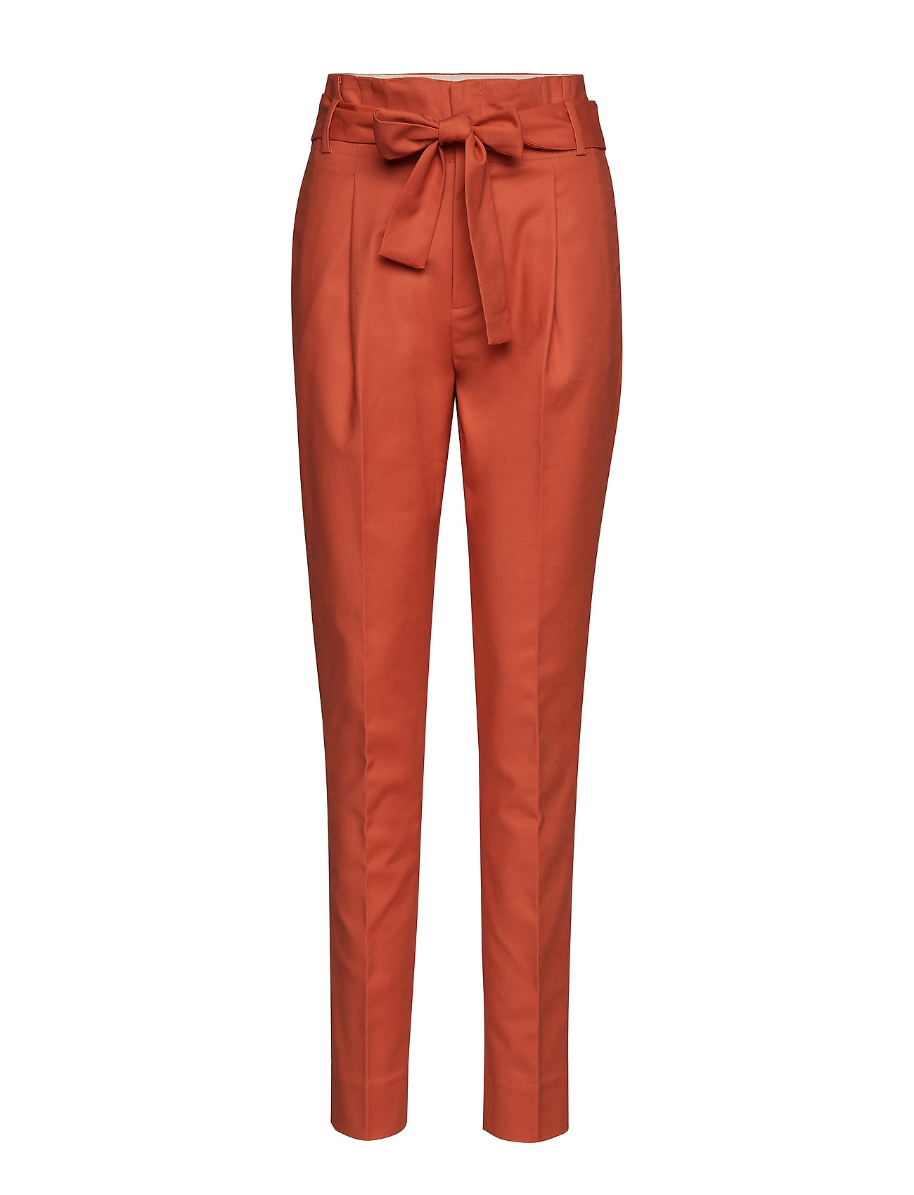 Noa Noa Trousers - MECCA ORANGE