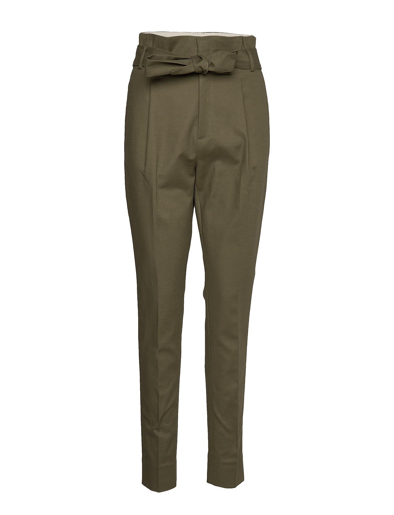 Noa Noa Trousers - WINTER MOSS