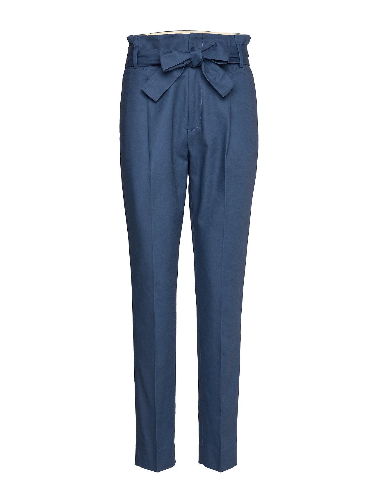 Noa Noa Trousers - ENSIGN BLUE